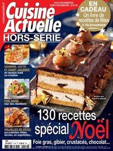 Télécharger Gratuitement Cuisine Actuelle 130 recettes spécial Noeil pdf