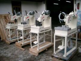 jual core cutting machine / mesin potong