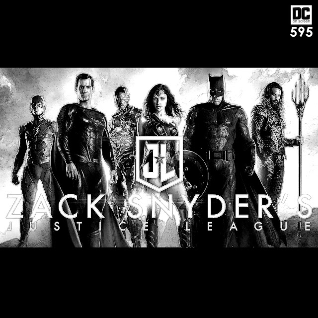 Zack Snyder's Justice League is being Released on HBOMax |DC on SCREEN podcast