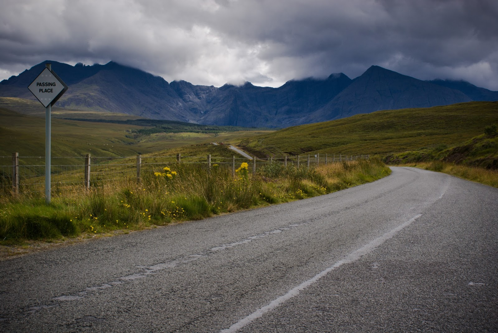 Hello Freckles #ULDAdventure Black Cuillin Hills Skye