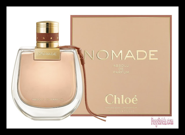 عطر نوميد أبسولو NOMADE ABSOLU للنساء   عطر كلوي Chloé الجديد لإمرأة تعشق المغامرة