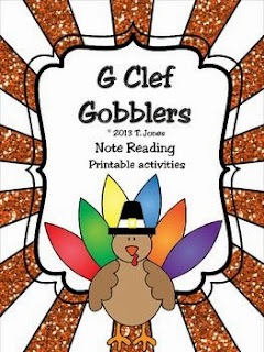 http://www.teacherspayteachers.com/Product/G-Clef-Gobblers-Note-Reading-Turkeys-961759