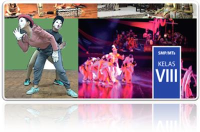 Download / unduh soal ukk/ uas/ pat seni budaya smp kelas 8 dan kunci jawaban semester 2, kurikulum 2013/ k 13