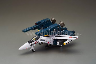 Figura VF-1S Strike Valkyrie Roy Focker Special Movie Ver. 1/60 Transformable Macross