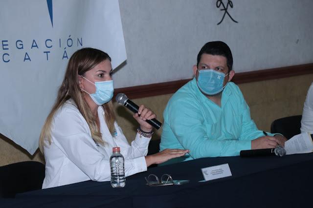Estímulos fiscales y diálogo constante con el sector industrial, pide Canaive Yucatán a Cecilia Patrón