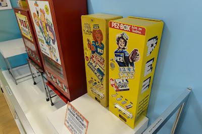 PEZ Vending Machines