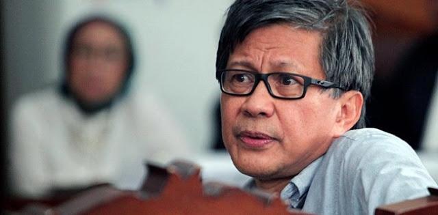 PDIP: Pelaporan Rocky Gerung Bukan Kehendak Partai