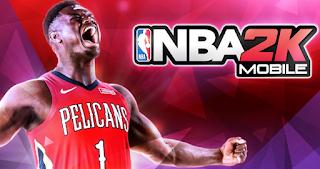 NBA 2K Mobile Basketball Apk + Mod + obb