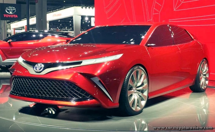 Toyota Fengchao Fun Review Concept Re-Envisions The Camry