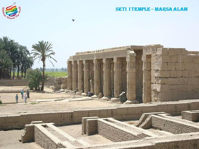 Seti_I Temple - Marsa Alam