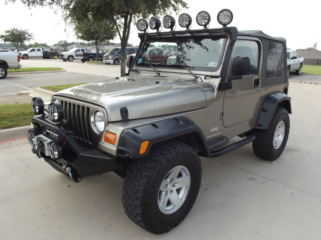used jeep wrangler 4x4 for sale in texas. Black Bedroom Furniture Sets. Home Design Ideas