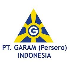 Logo PT Garam (Persero)