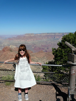 visiter le Grand Canyon USA