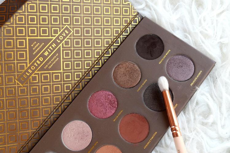 Zoeva Cocoa blend paleta cieni