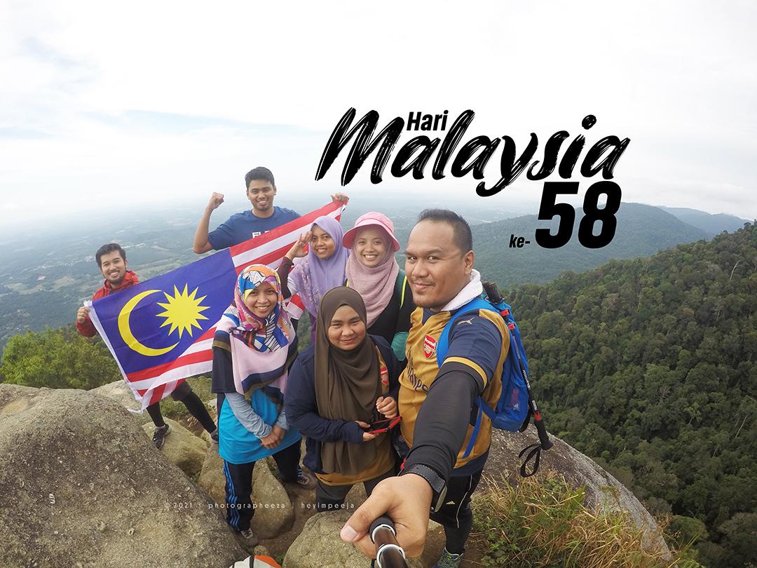 Hari Malaysia 2021 Ke-58