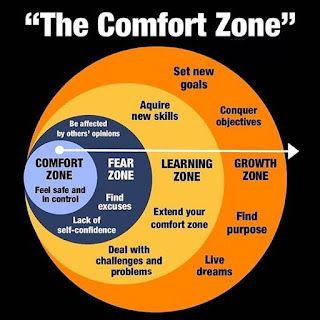 Leaders must set stretch goals to move their people out of comfort zone, by Richard Gourlay leadership and business consultant and NED .