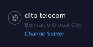 Speedtest.net Dito Telecom