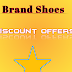 Top Brand Shoes Discount Offers-Inforkart