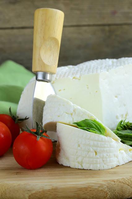 queso hecho de lacteo