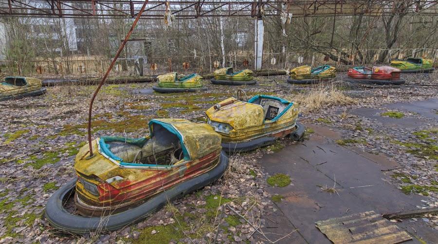 Chernobyl 30 años después de la catástrofe