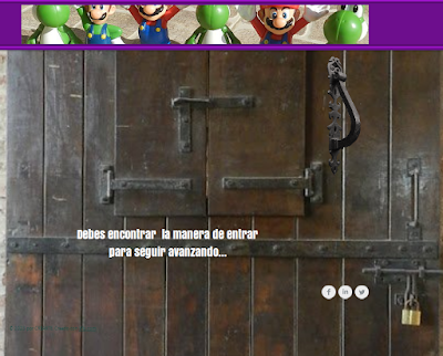 imagen del ingreso al sitio web