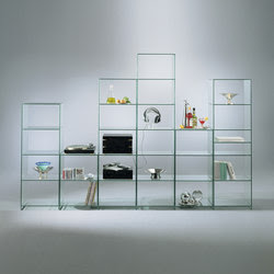 A Glass Shelving