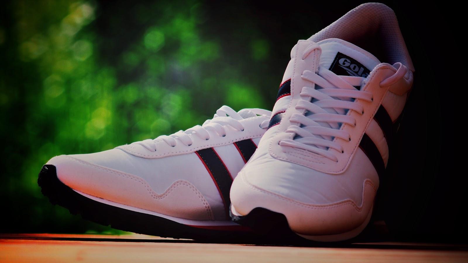 Gola Classics Men's Monaco Trainer | Der günstige Sommer Sneaker im Closer Look