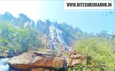 अबूझमाड़ के जंगलों में है रहस्यमयी हांदावाड़ा वाटरफॉल,नारायणपुर बस्तर(छ.ग)