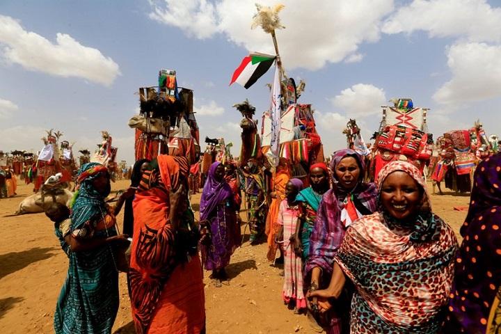 Sudan, Negara Islam Terbesar di Afrika dan di Kawasan Arab