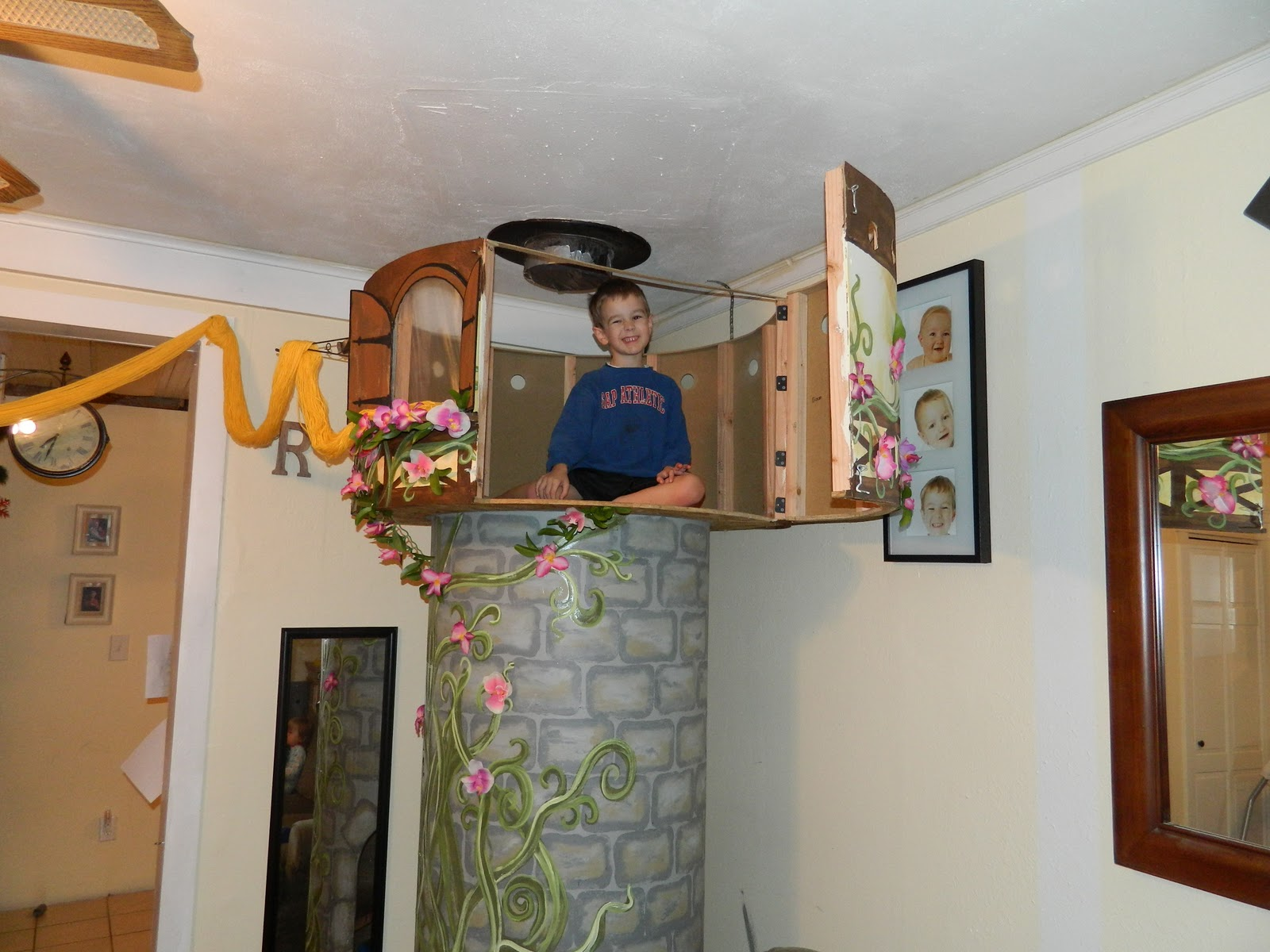 Raising The Rhyne Brine Rapunzel S Tower
