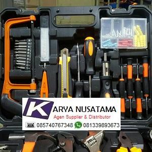 Jual Toolkit Set A-102 PC Satu Set Lengkap Harga Murah di Karyanusatama
