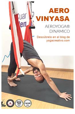 yoga aereo vinyasa