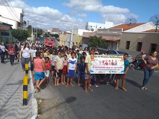 Prefeitura de Picuí dá início a Semana Municipal da Pessoa com Deficiência