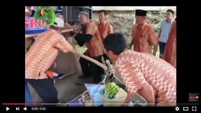 Vidio : Tradisi Timbang Anak yang Lahir di Bulan Safar