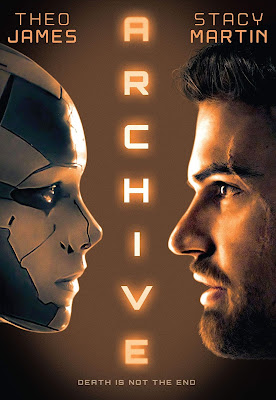 Archive [2020] [DVD R1] [Latino]