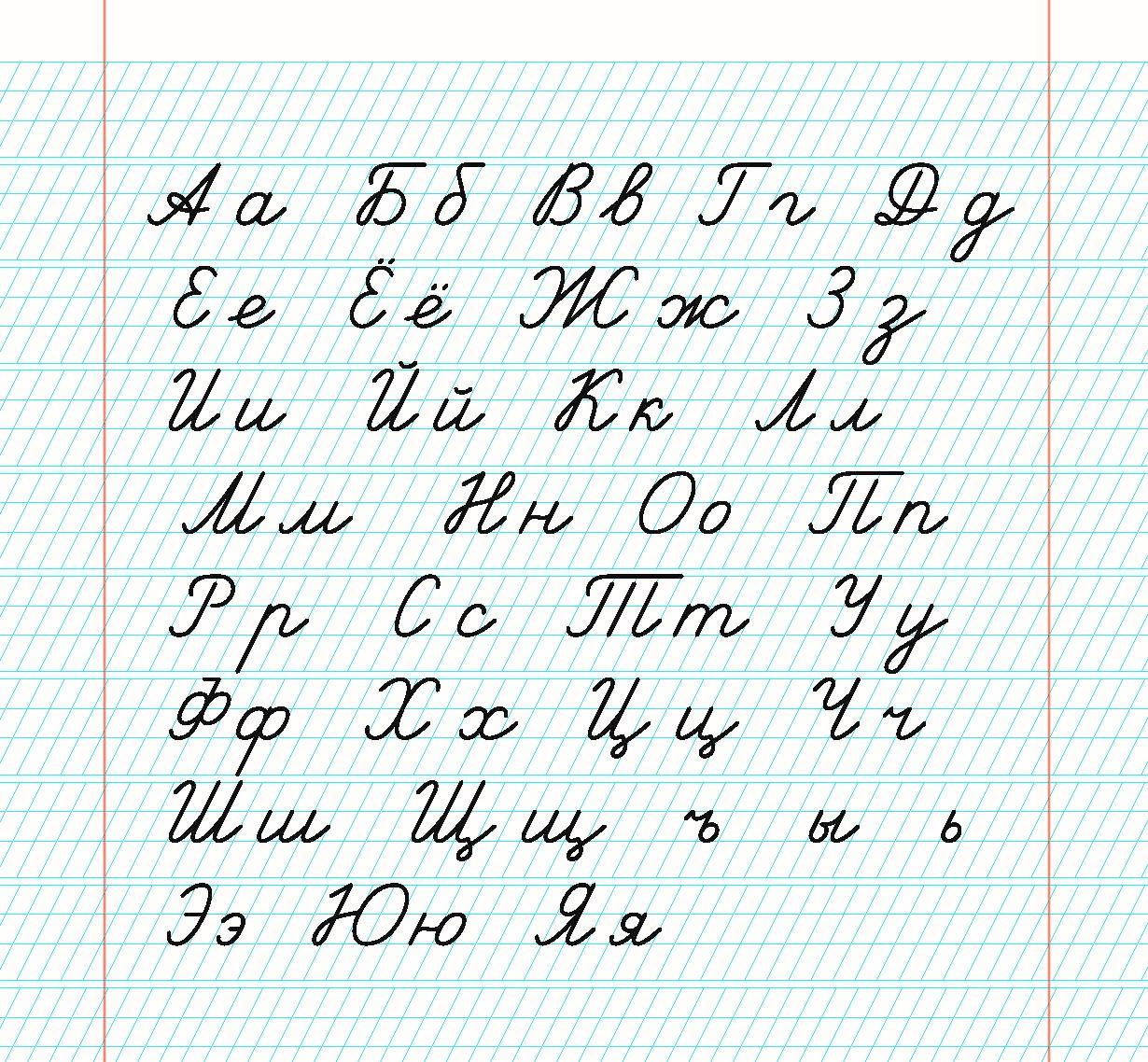 Alfabeto Cirilico Ruso Pdf