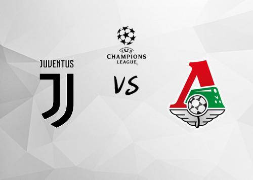 Juventus vs Lokomotiv Moscú  Resumen y Partido Completo