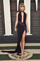 taylor swift 2016 vanity fair oscar party red carpet best dresses
