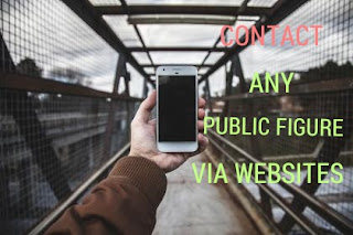 AVAILABLE WEBSITES FOR DIRECT CONTACT WITH GOVERNMENT AGENCIES