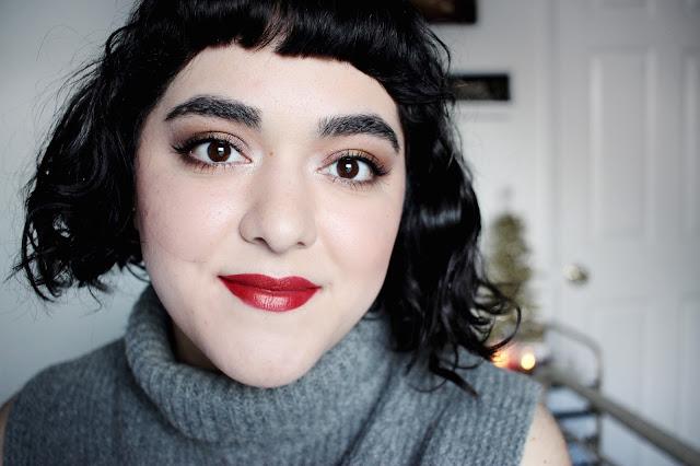 Maquillaje para Navidad con Productos de Un Dólar