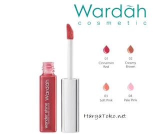 Harga Lipgloss Wardah