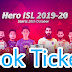 Hero ISL 2019-20 Online Tickets Booking कैसे करे |