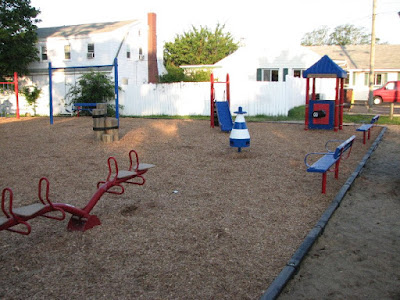 Mike Stacey Playground