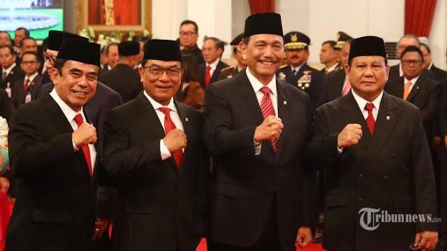Prabowo Subianto: Ada Pejabat-Pejabat yang Kadang Tidak Berpikir Bangsa
