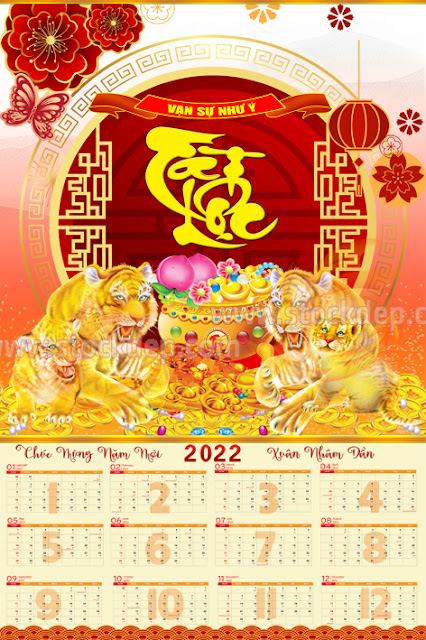 Lịch Tờ 12 Tháng âm lịch 2022