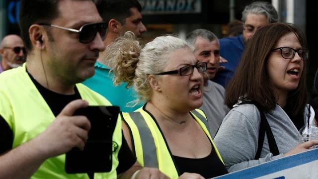 24ωρη απεργία σήμερα των εργαζομένων στους δήμους