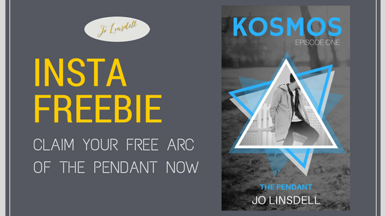 Get a FREE ARC of The Pendant (KOSMOS Episode One) #instafreebie