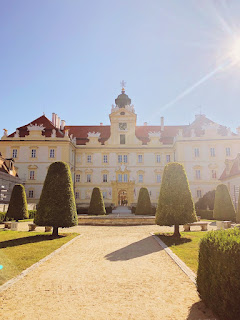 Valtice, Czech Republic - Go wine tasting more than 100 wines in a castle