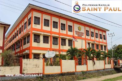 Daftar Program Studi Politeknik Katolik Saint Paul Papua