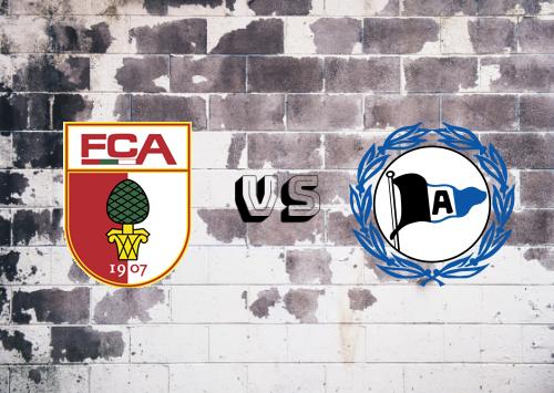Augsburg vs Arminia Bielefeld  Resumen